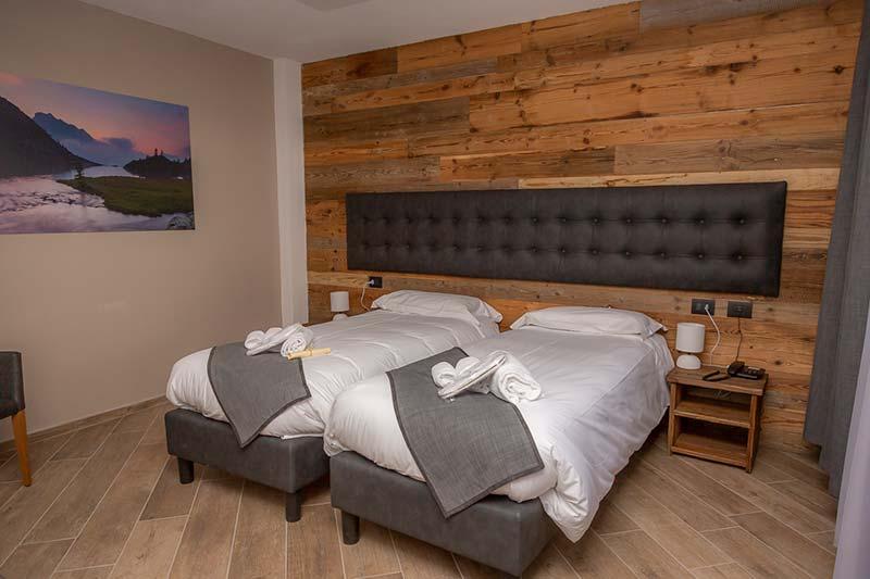 Camera Confort Doppia | Hotel Gran Roc