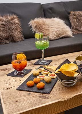 Lounge Bar | Hotel Gran Roc